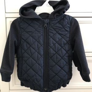 Navy Blue Old Navy Jacket 18-24 Months